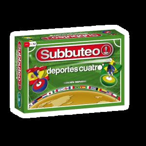 Subbuteo Playset España vs. Brasil