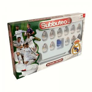 Subbuteo Team Box Real Madrid 1ª Equipación