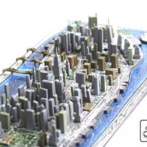 Contenido Puzzle 4D Nueva York