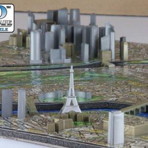 Contenido Puzzle 4D París