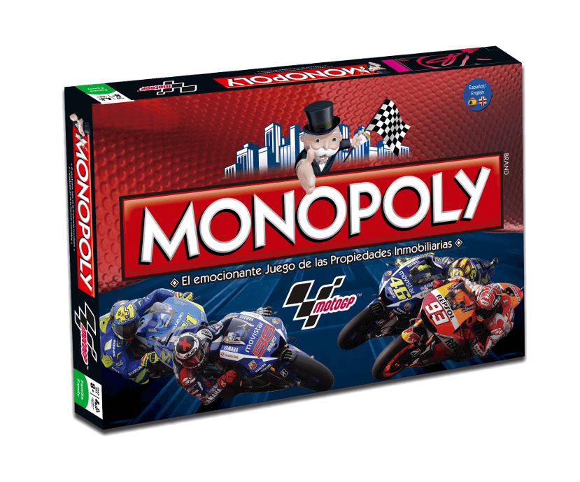 Monopoly MotoGP 2015