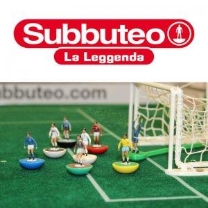 Subbuteo La Leggenda Pack Brasil