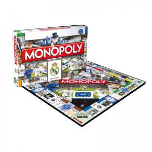 Monopoly Real Madrid 1ª Edición