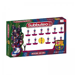 Subbuteo Team Box FC Barcelona Edición 2016