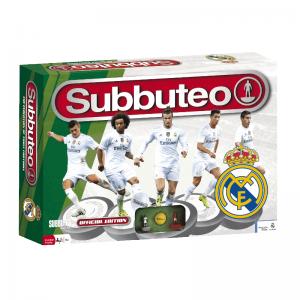 Subbuteo Playset Real Madrid 2ª edición