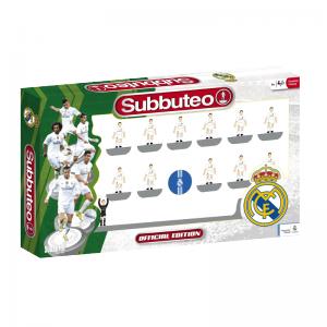 Subbuteo Team Box Real Madrid Edición 2016