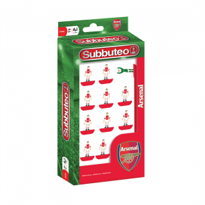 Subbuteo Team Box Arsenal