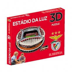Puzzle 3D Estadio Da Luz