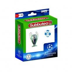 Subbuteo Set Trofeo UEFA Champions League