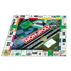 Monopoly Real Betis Balompié Tablero