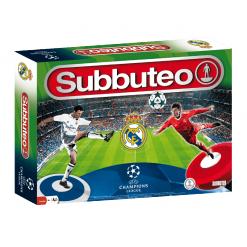 Subbuteo Playset Real Madrid UEFA Champions League